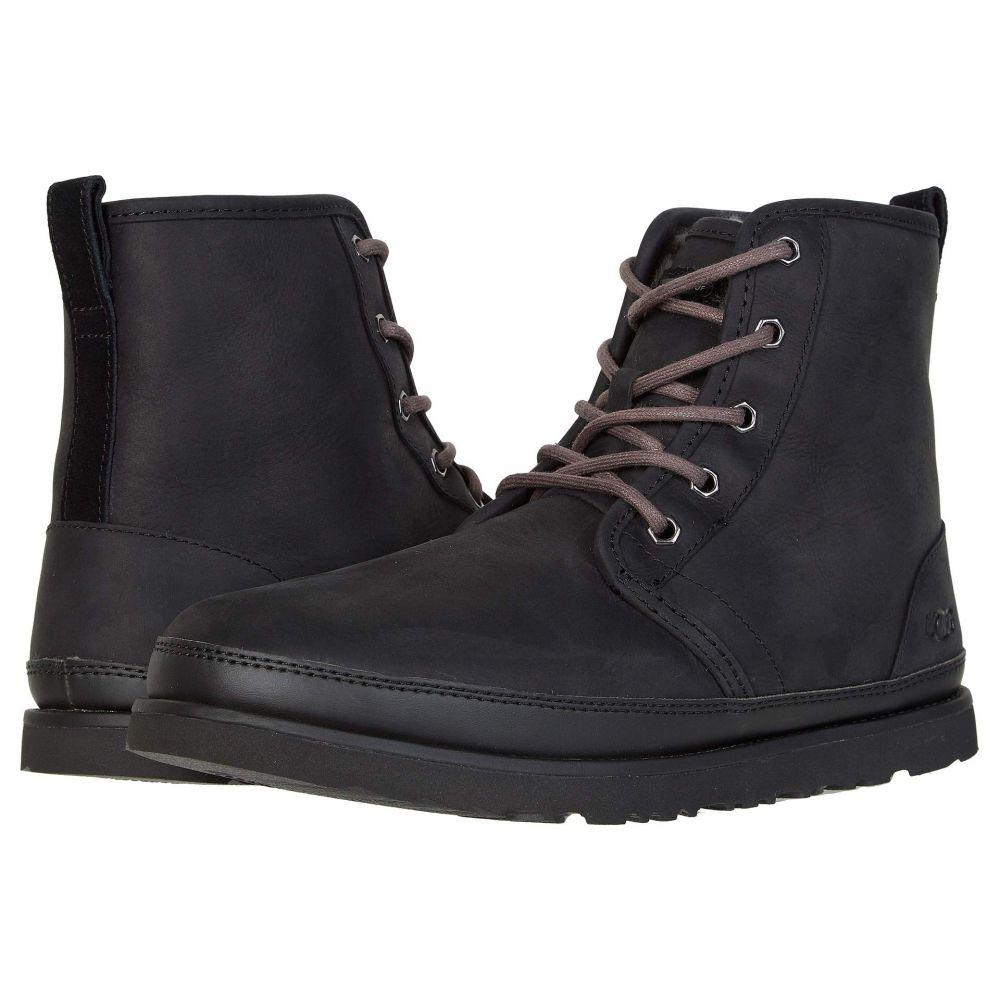 アグ UGG メンズ ブーツ シューズ・靴【Harkley Waterproof】Black TNL