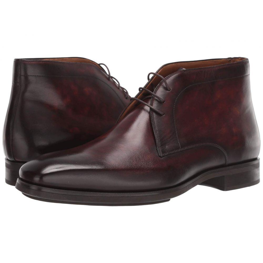 マグナーニ Magnanni メンズ ブーツ シューズ・靴【Mundo】Mid Brown