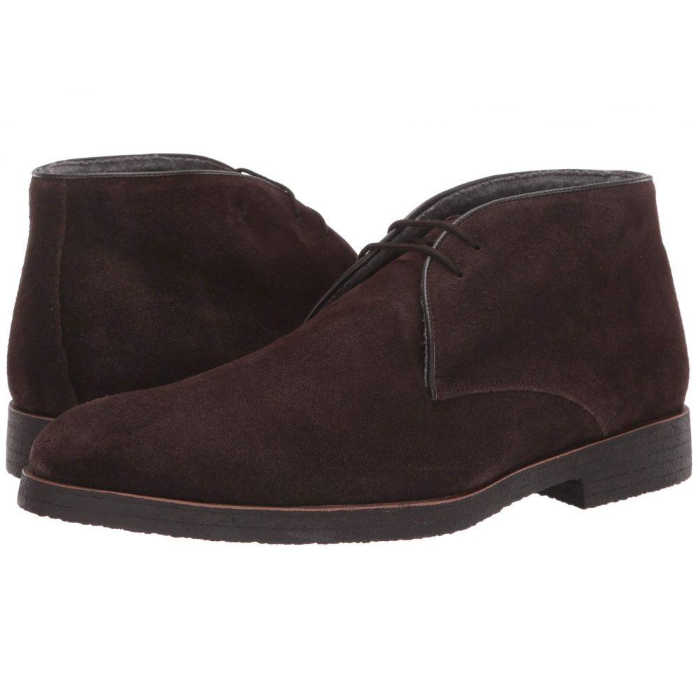 トゥーブートニューヨーク To Boot New York メンズ ブーツ シューズ・靴【Burnett】Brown Suede