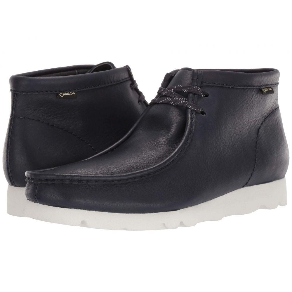 クラークス Clarks メンズ ブーツ シューズ・靴【Wallabee Boot GTX】Ink Leather