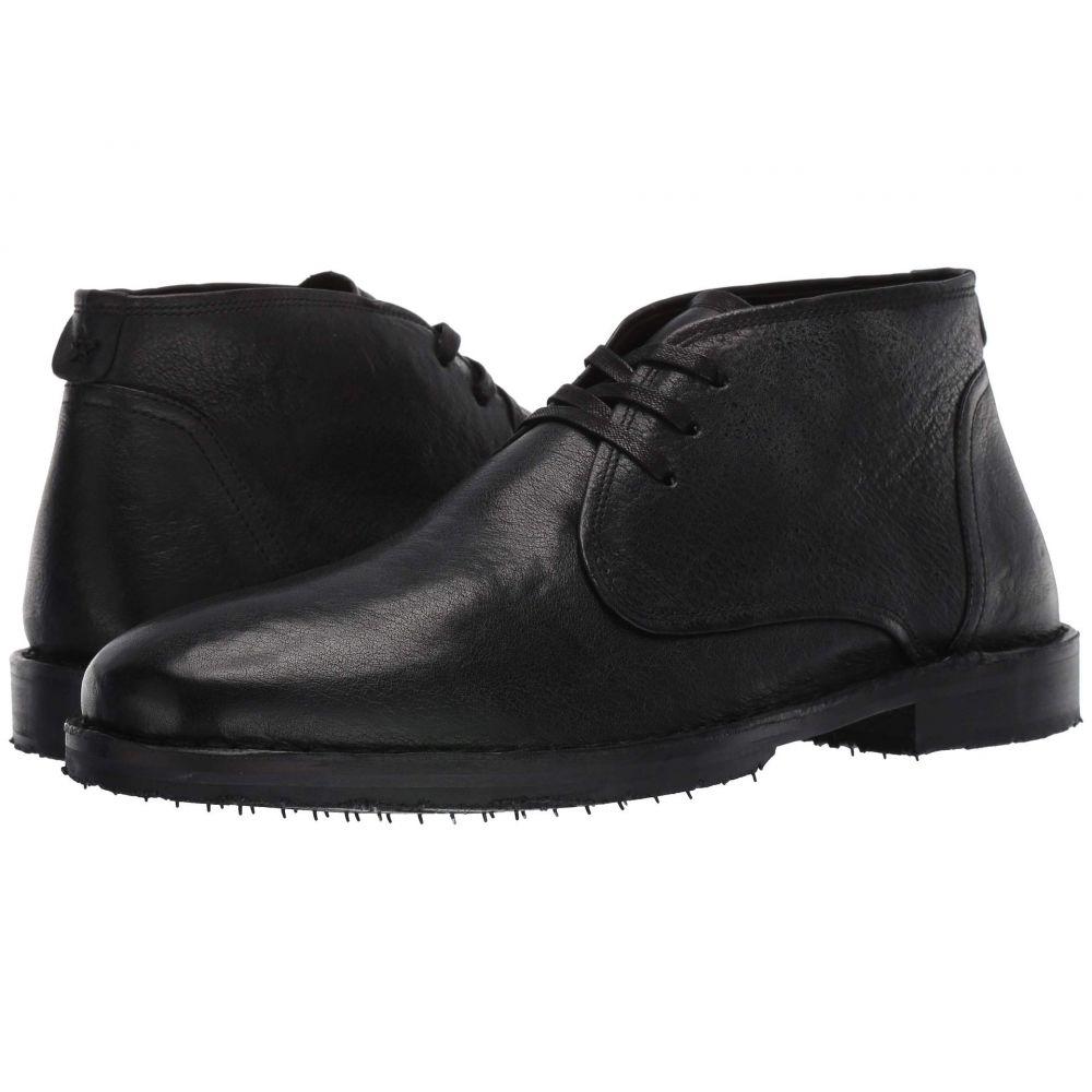 ジョン バルベイトス John Varvatos メンズ ブーツ チャッカブーツ シューズ・靴【Portland Chukka】Black