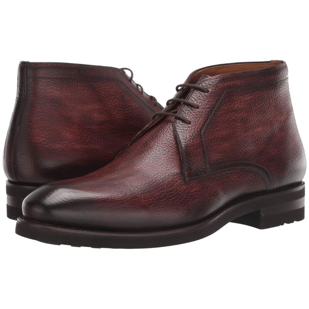 マグナーニ Magnanni メンズ ブーツ シューズ・靴【Malone】Mid Brown