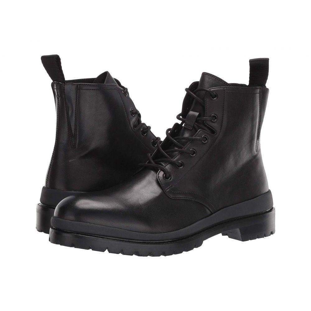 ジョン バルベイトス John Varvatos メンズ ブーツ シューズ・靴【Jarvis Punk Boot】Black
