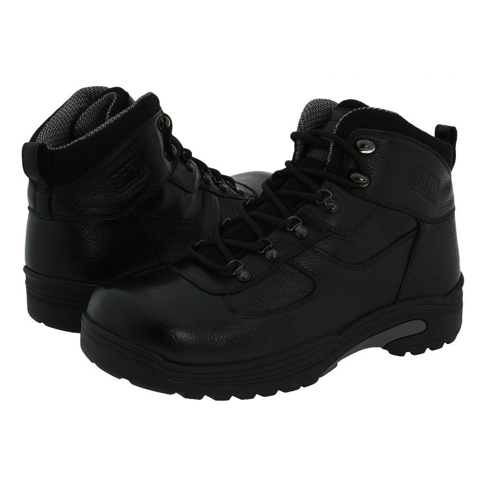 ドリュー Drew メンズ ブーツ シューズ・靴【Rockford Waterproof Boot】Black Tumbled Leather