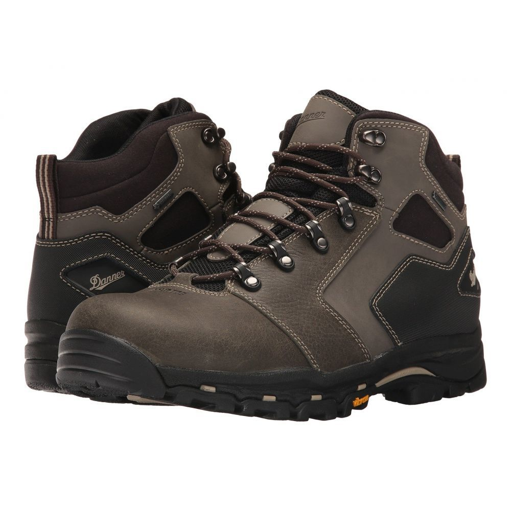 ダナー Danner メンズ ブーツ シューズ・靴【Vicious 4.5' Non-Metallic Safety Toe】Slate/Black