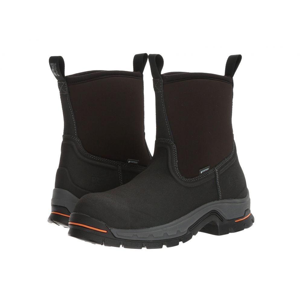 ティンバーランド Timberland PRO メンズ ブーツ シューズ・靴【Linden 8' Alloy Safety Toe Waterproof Boot】Black