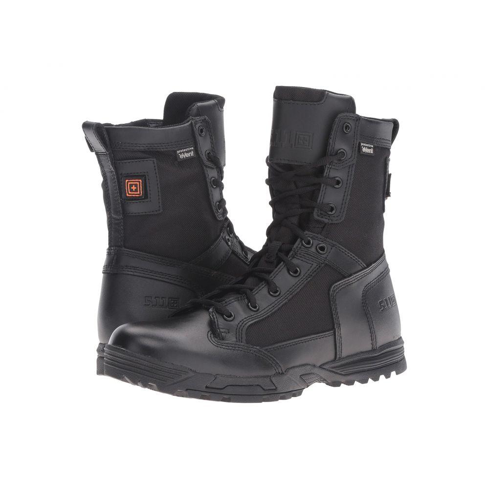 5.11 タクティカル 5.11 Tactical メンズ ブーツ シューズ・靴【Skyweight Waterproof Side Zip】Black
