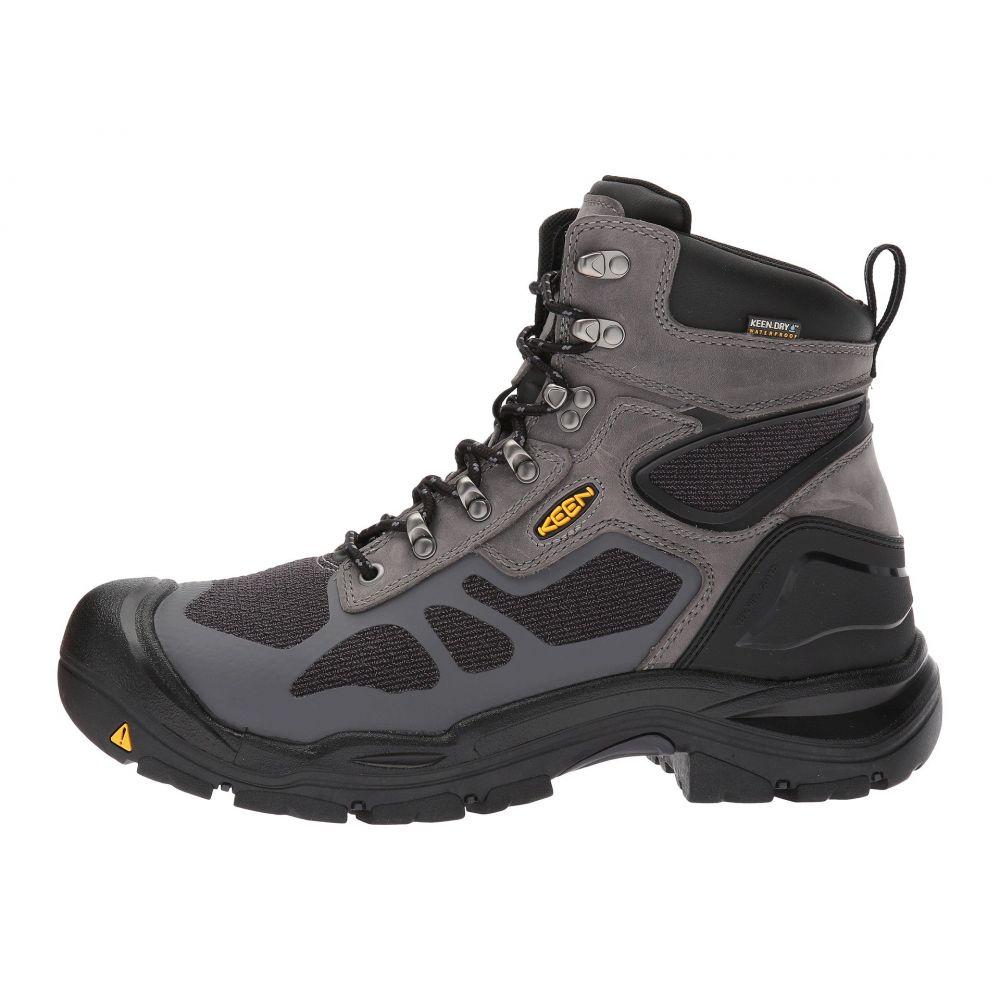 キーン Keen Utility メンズ ブーツ シューズ・靴 Concord 6' Waterproof Steel Grey Black Classic BluemnNw80