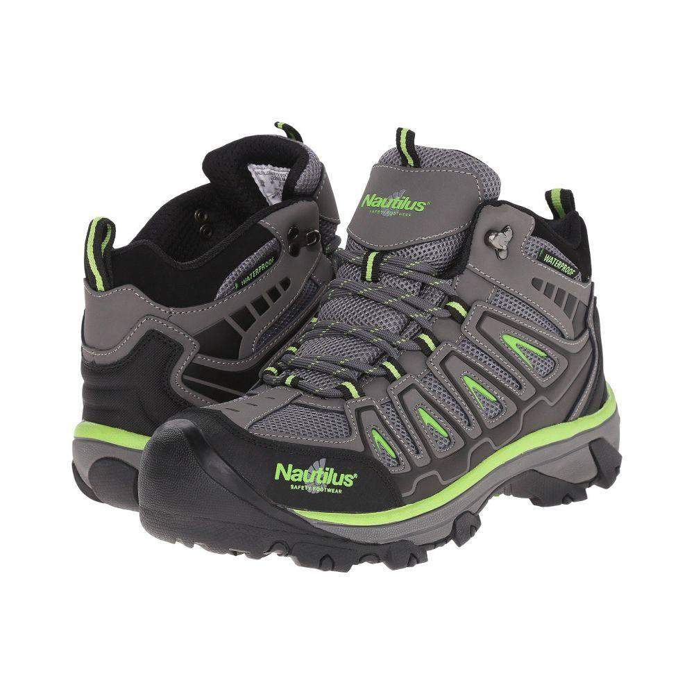 ノーチラス Nautilus メンズ ブーツ シューズ・靴【N2202 Steel Toe】Grey