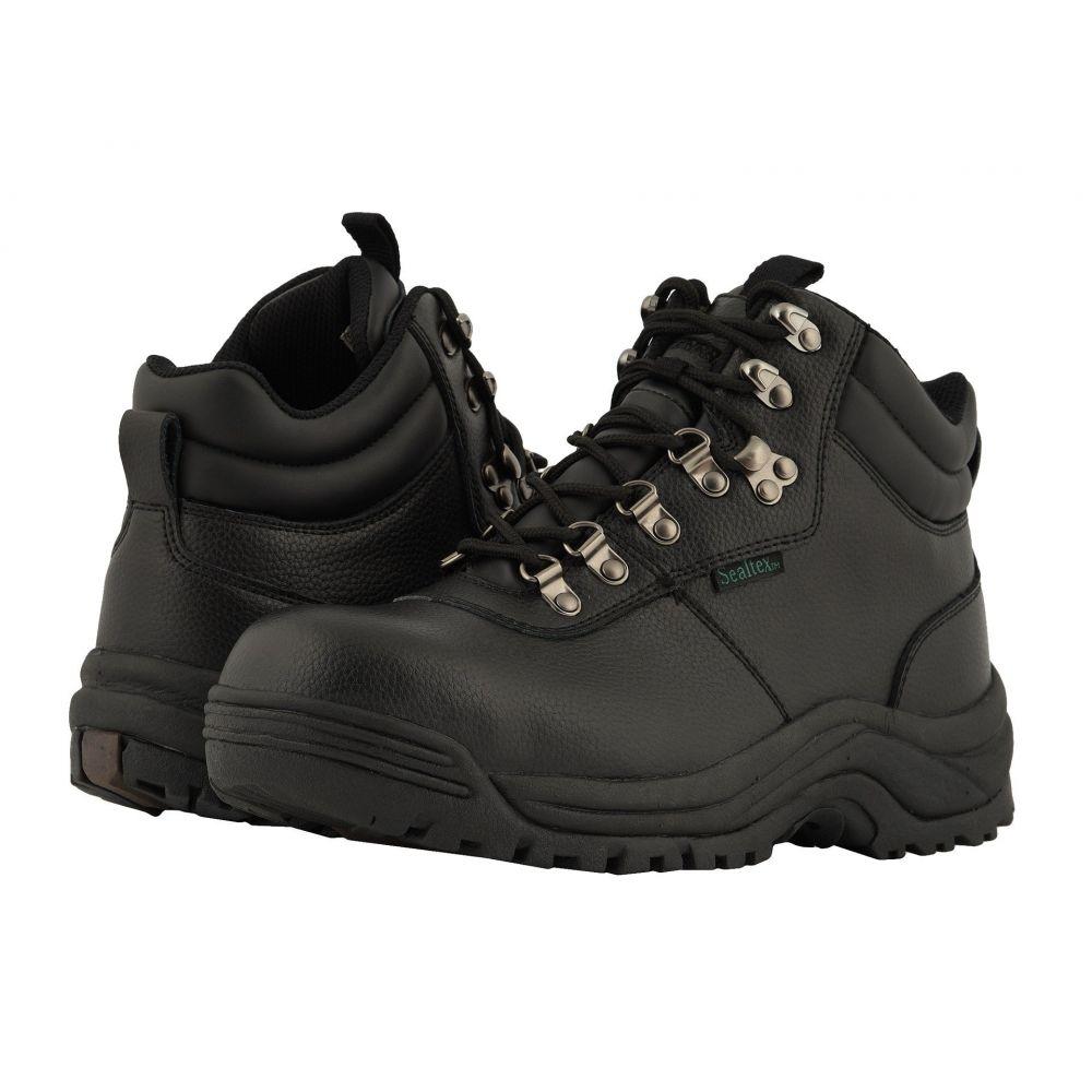プロペット Propet メンズ ブーツ シューズ・靴【Shield Worker】Black