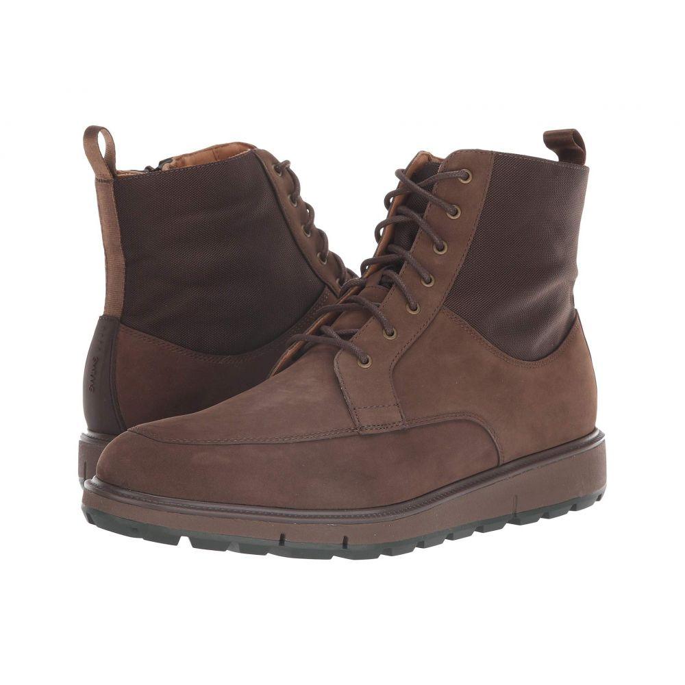 スウィムス SWIMS メンズ ブーツ シューズ・靴【Motion Country Boot】Brown/Olive