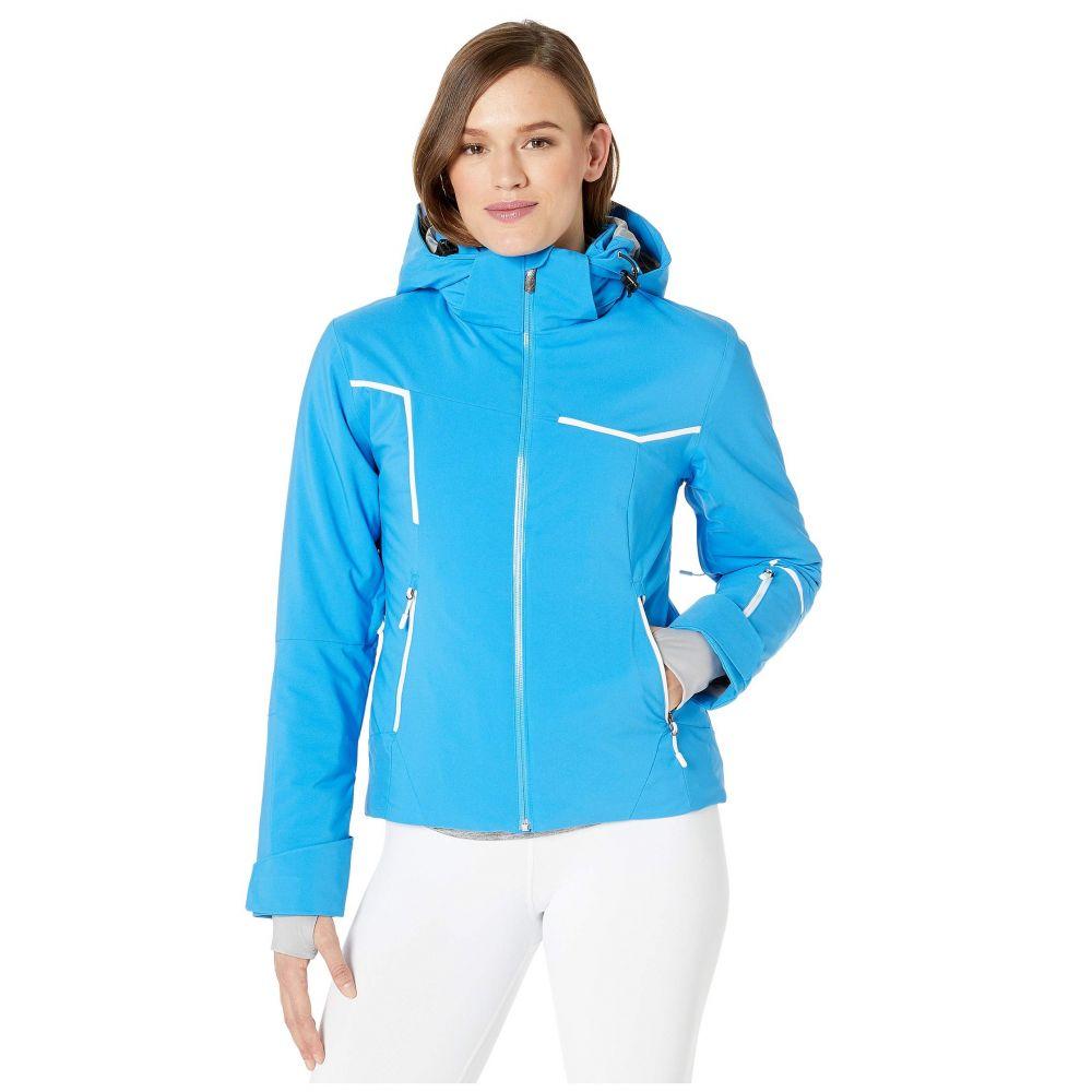 スパイダー Spyder レディース スキー・スノーボード ジャケット アウター【Protege Jacket】French Blue