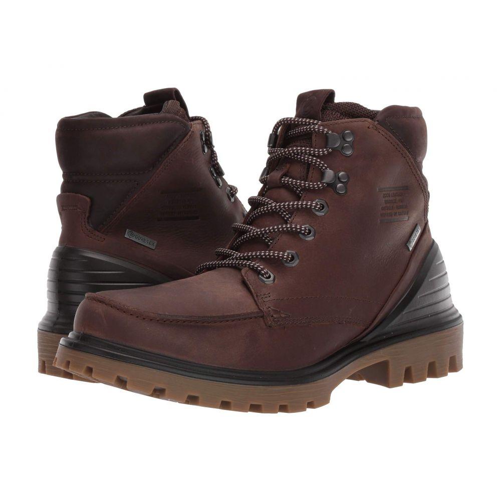 エコー ECCO メンズ ブーツ シューズ・靴【Tred Tray GORE-TEX Moc Boot】Cocoa Brown/Mocha