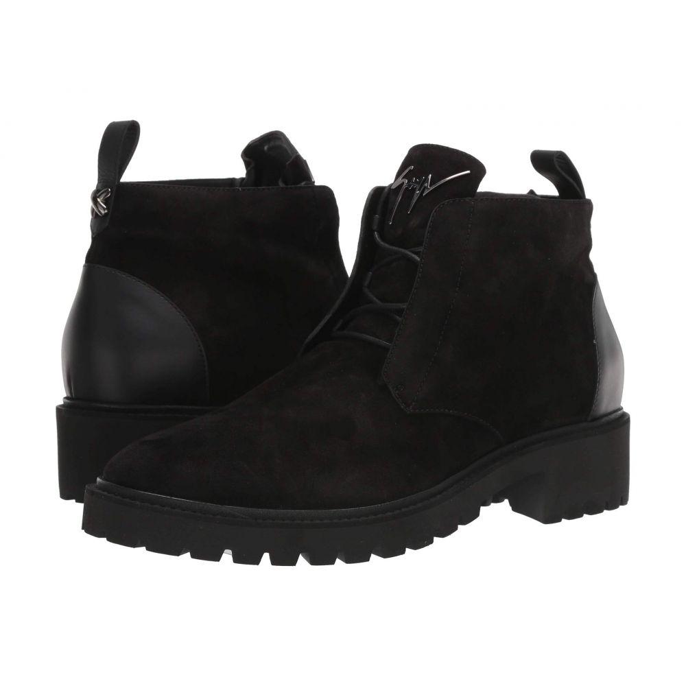 ジュゼッペ ザノッティ Giuseppe Zanotti メンズ ブーツ シューズ・靴【IU90012】Nero