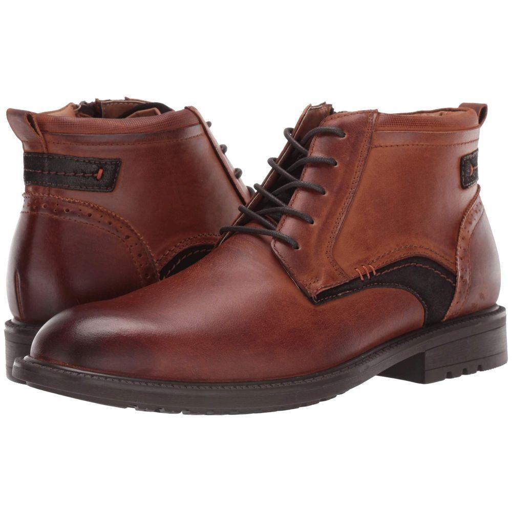 スティーブ マデン Steve Madden メンズ ブーツ シューズ・靴【Farron】Cognac