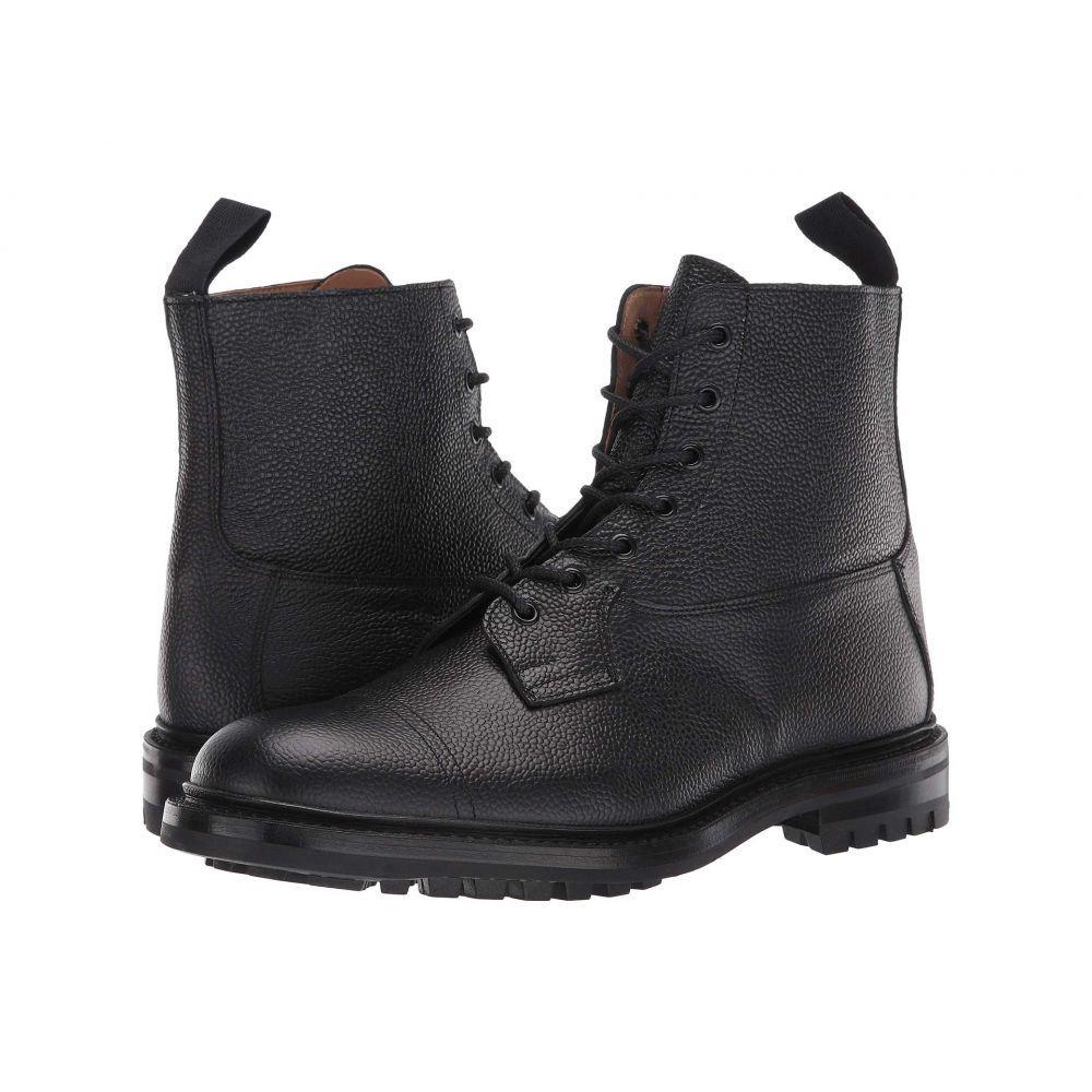 トリッカーズ Tricker's メンズ ブーツ シューズ・靴【Grassmere Boot】Black