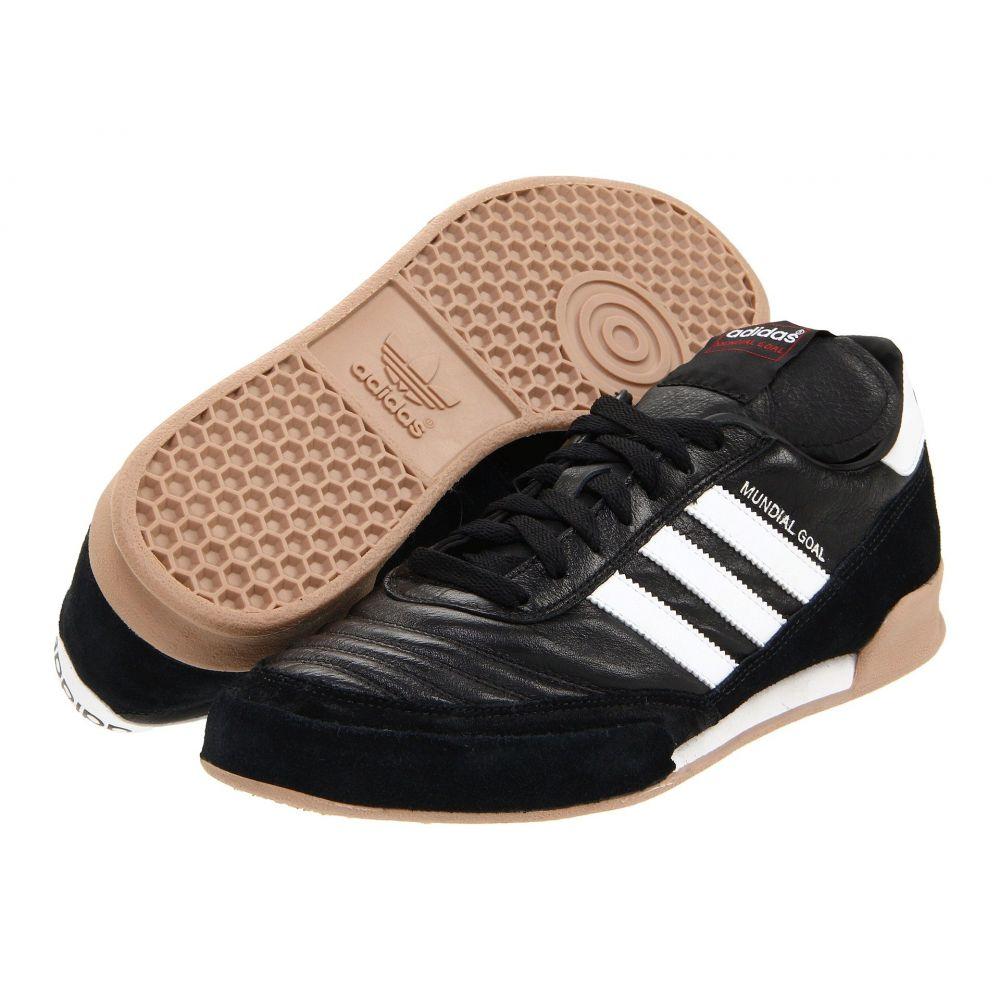 アディダス adidas メンズ サッカー シューズ・靴【Mundial Goal】Black/Running White