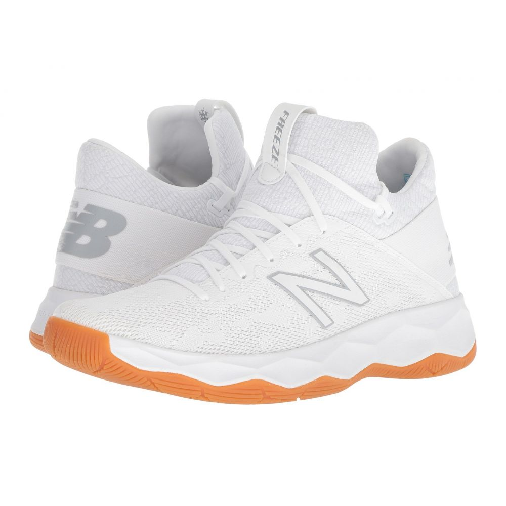 ニューバランス New Balance メンズ サッカー シューズ・靴【FREEZBv2 Lacrosse】White/Grey