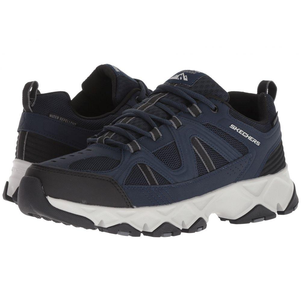 スケッチャーズ SKECHERS メンズ ハイキング・登山 シューズ・靴【Crossbar】Navy/Black