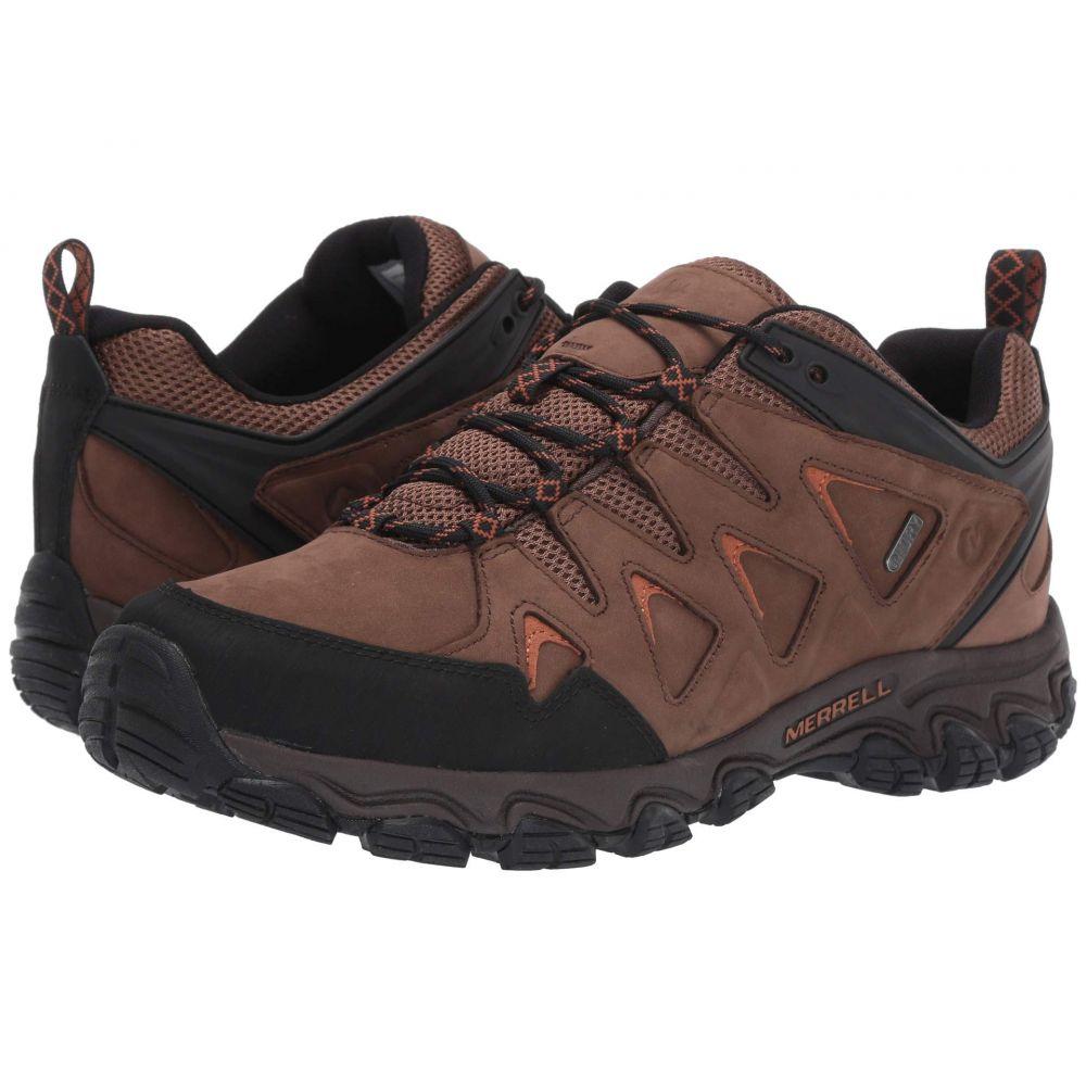 メレル Merrell メンズ ハイキング・登山 シューズ・靴【Pulsate 2 Leather Waterproof】Dark Earth