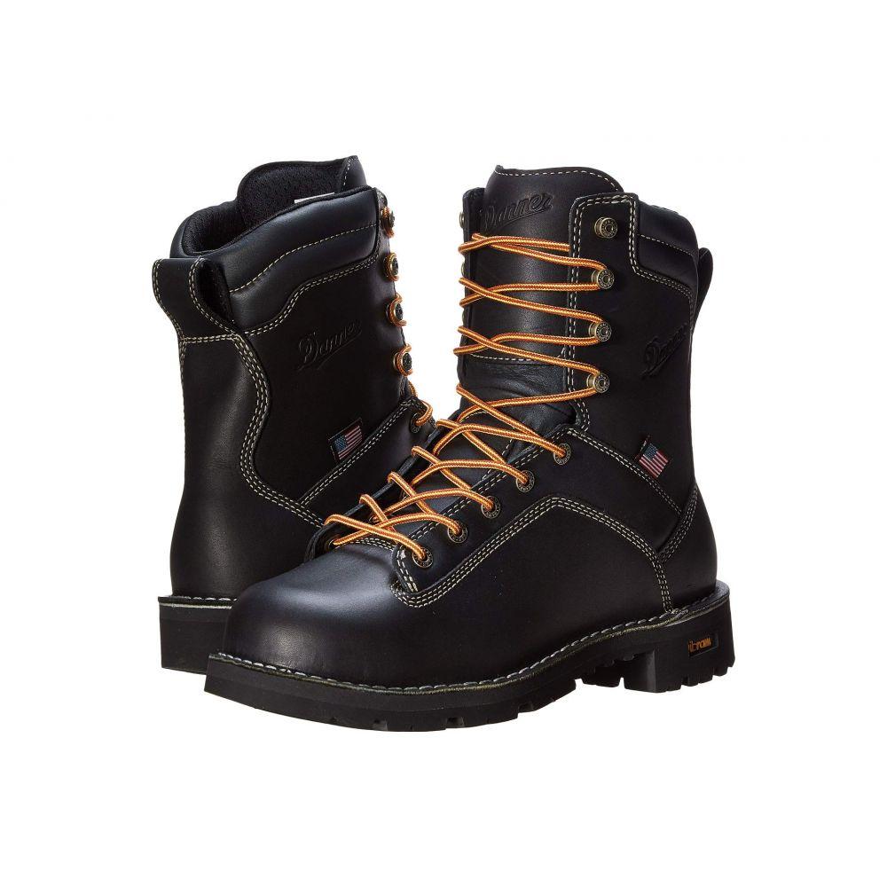ダナー Danner メンズ ブーツ シューズ・靴【Quarry USA 8''】Black
