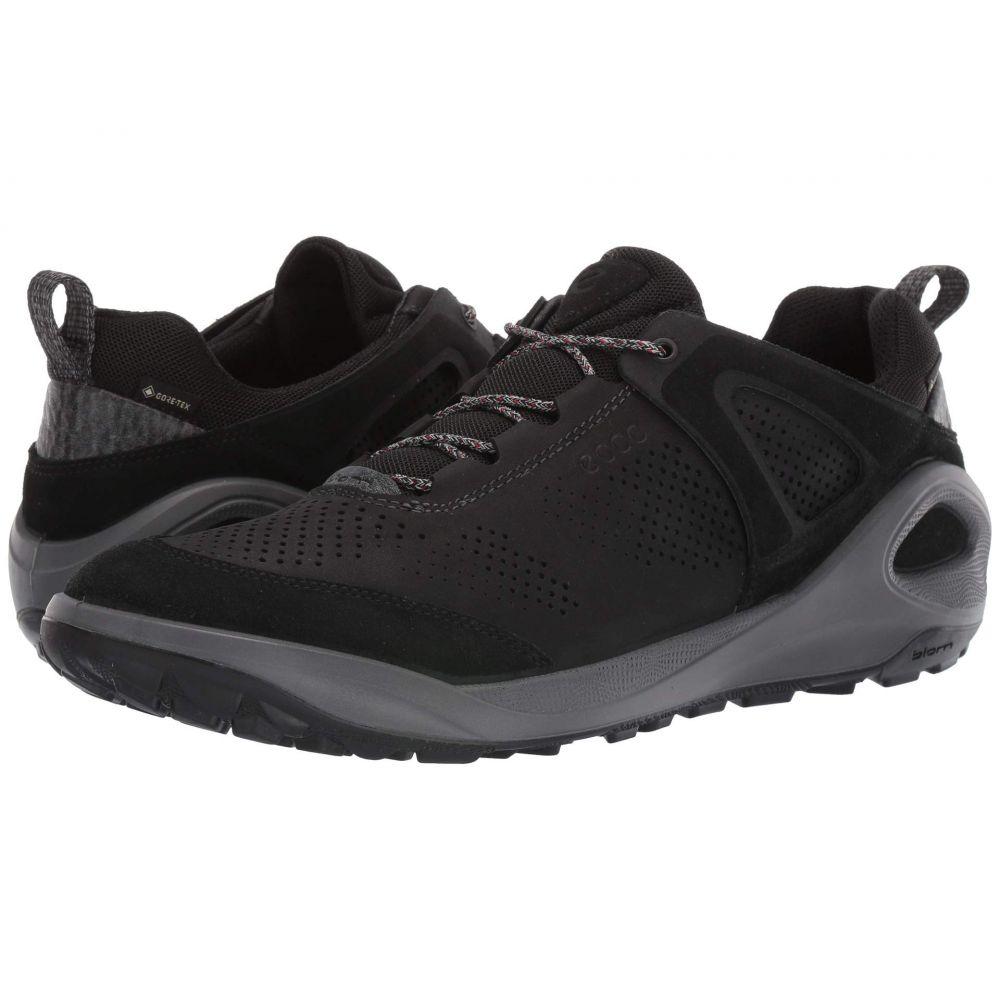 エコー ECCO Sport メンズ ハイキング・登山 スニーカー シューズ・靴【BIOM 2GO Sneaker】Black/Black