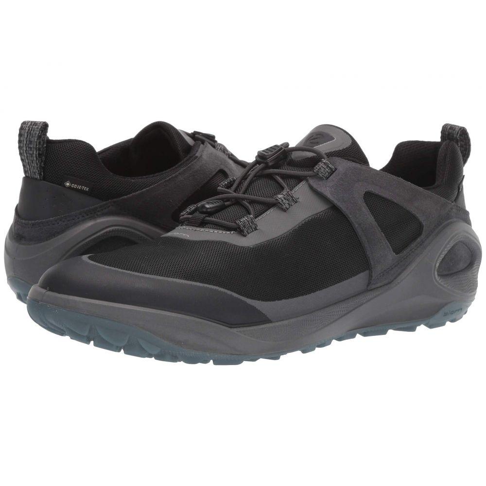 エコー ECCO Sport メンズ ハイキング・登山 シューズ・靴【BIOM 2GO Speed Lace】Dark Shadow/Titanium/Black