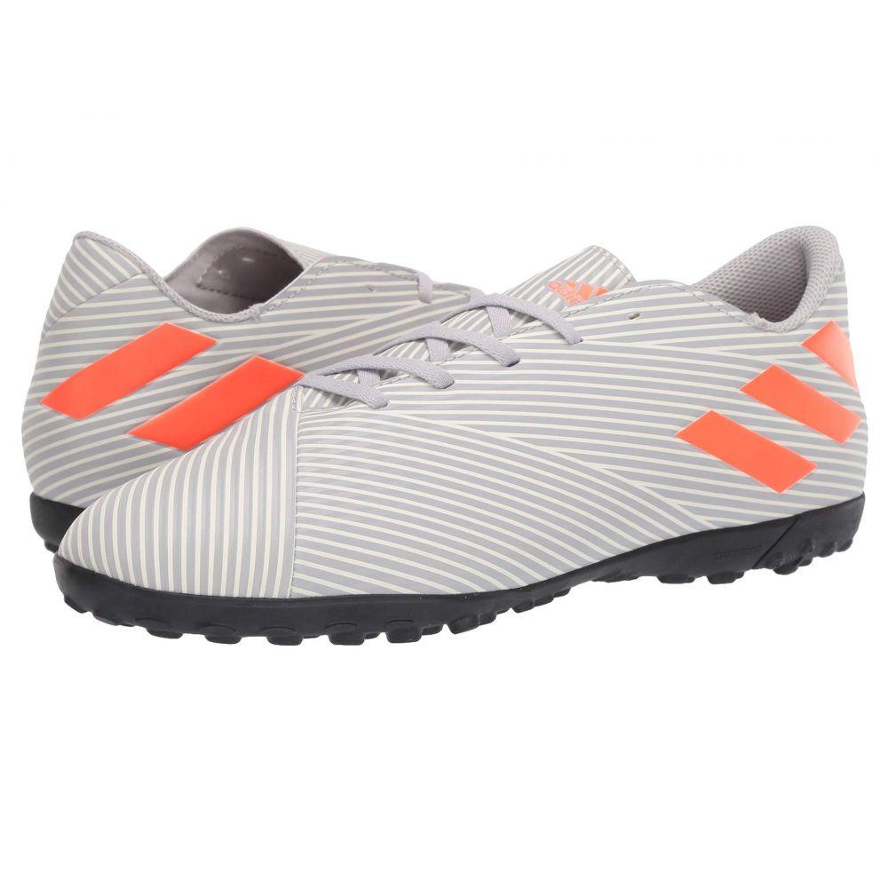 アディダス adidas メンズ サッカー シューズ・靴【Nemeziz 19.4 TF】Grey Two/Solar Orange/Chalk White
