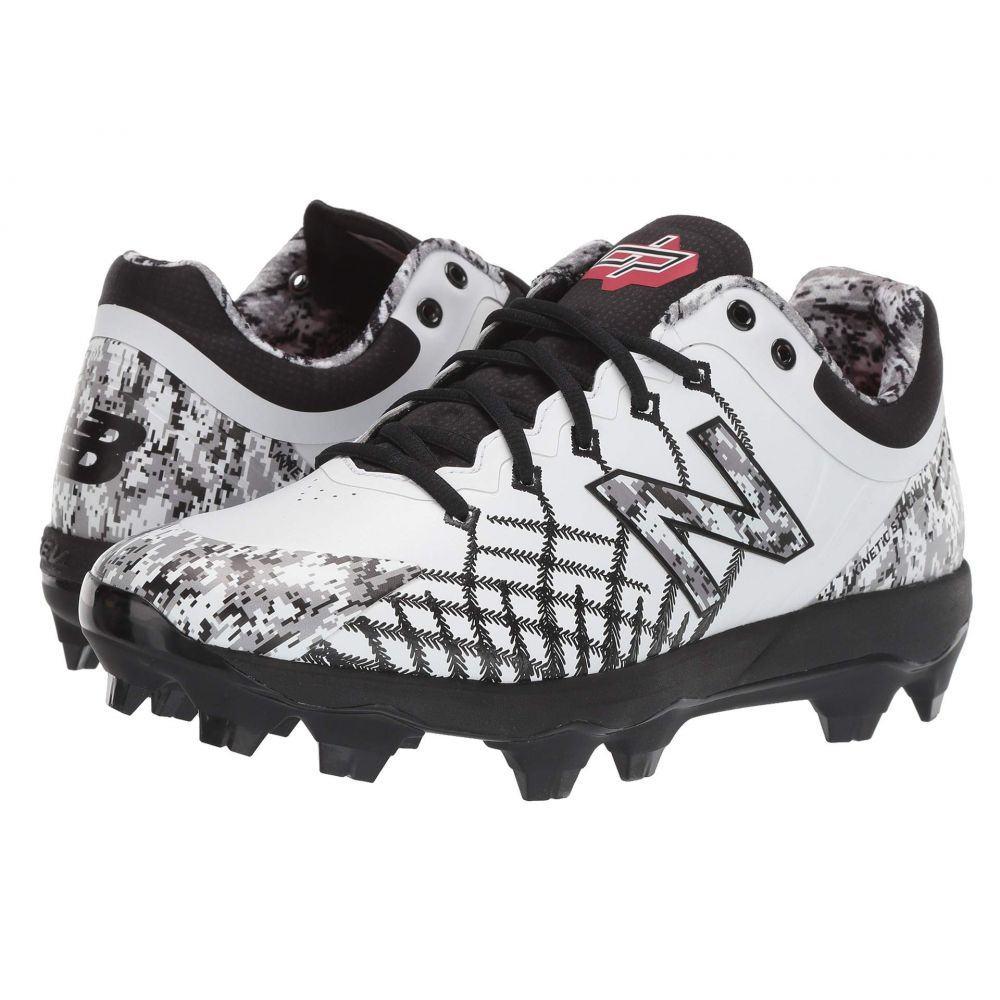 ニューバランス New Balance メンズ サッカー シューズ・靴【4040v5 TPU】Pedroia Camo White