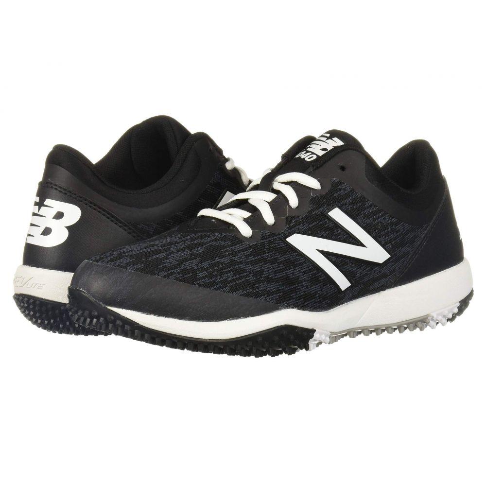 ニューバランス New Balance メンズ サッカー シューズ・靴【4040v5 Turf】Black/White