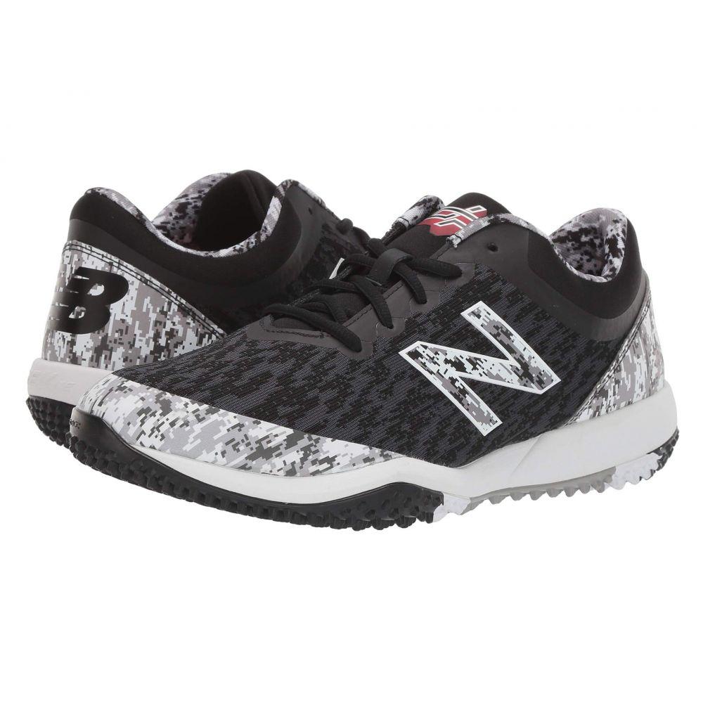 ニューバランス New Balance メンズ サッカー シューズ・靴【4040v5 Turf】Pedroia Camo Black