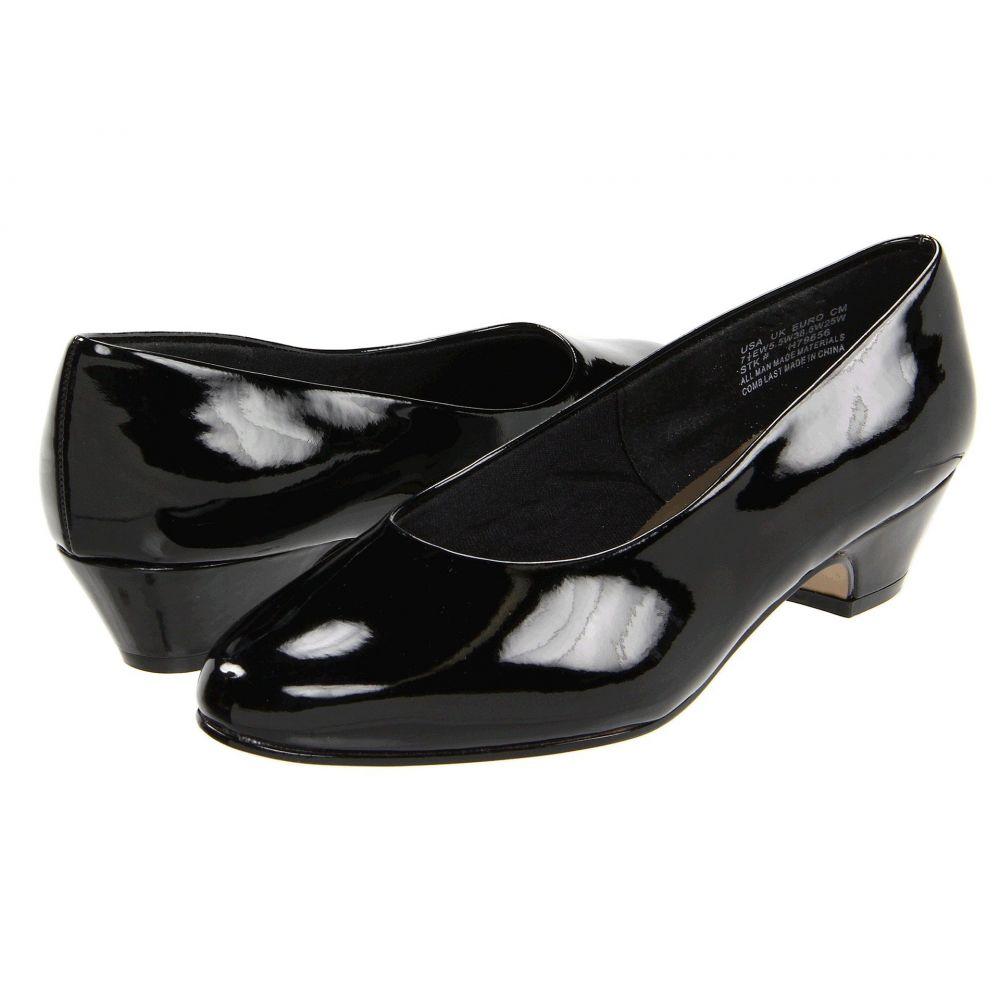 ソフトスタイル Soft Style レディース ヒール シューズ・靴【Angel II】Black Patent