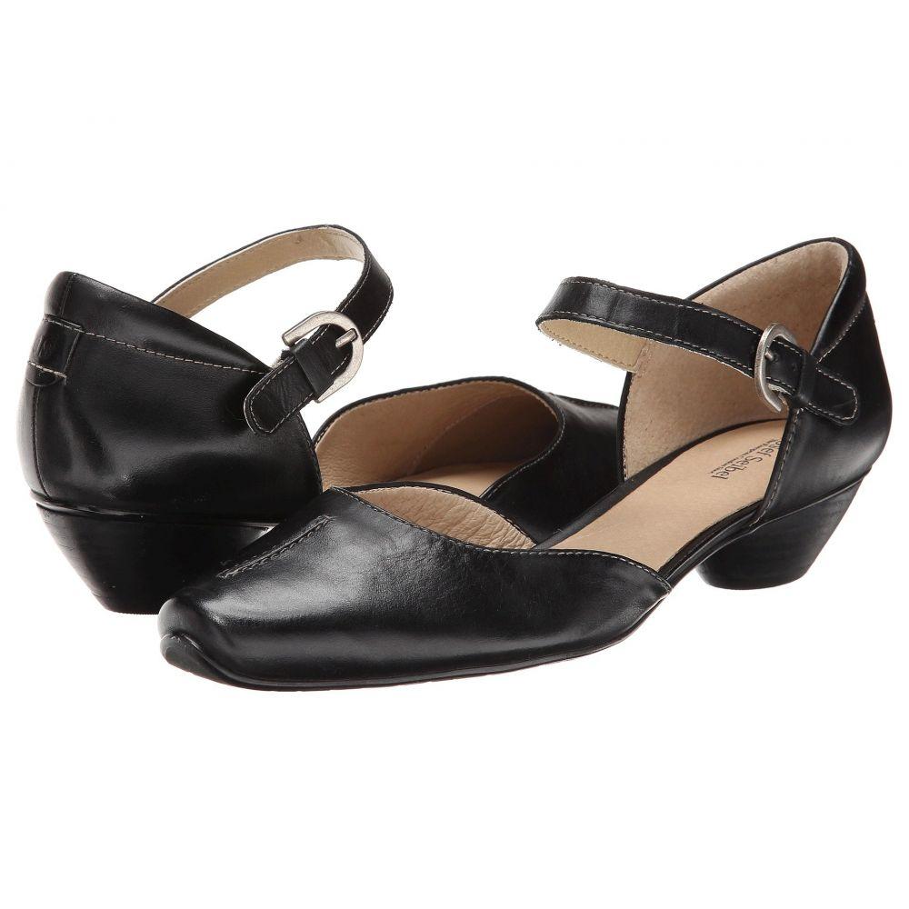 ジョセフセイベル Josef Seibel レディース ヒール シューズ・靴【Tina 17】Black Equipe