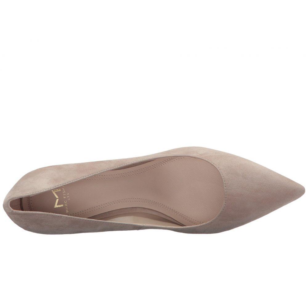 マーク フィッシャー Marc Fisher LTD レディース パンプス シューズ・靴 Zala Pump Medium Natural SuedemwvOn0N8