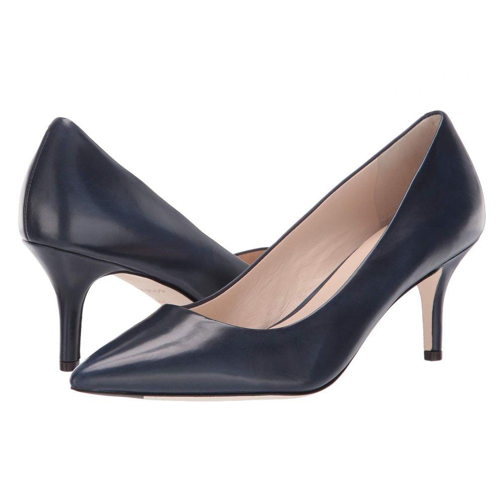コールハーン Cole Haan レディース パンプス シューズ・靴【Vesta Pump (65mm)】Marine Blue Leather