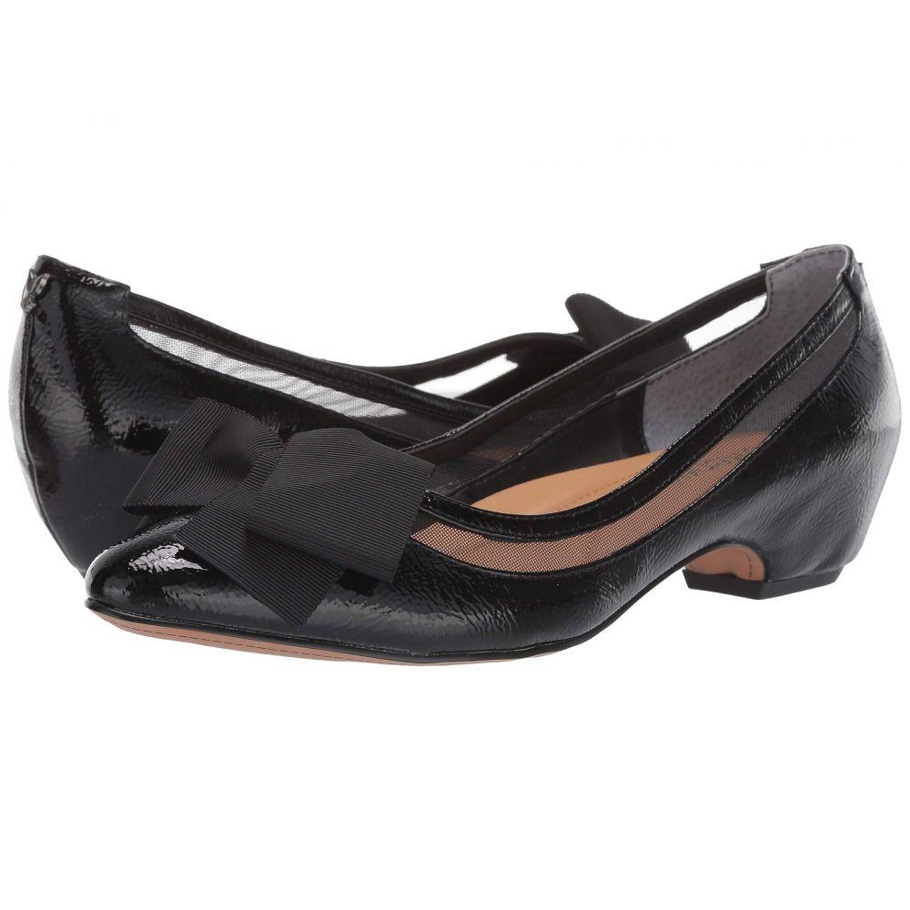 ジェイレニー J. Renee レディース ヒール シューズ・靴【Taroona】Black Patent