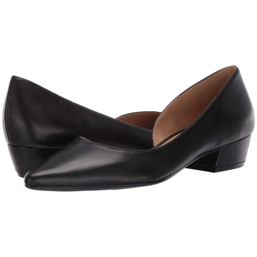 ナチュラライザー Naturalizer レディース ヒール シューズ・靴【Belina】Black Leather