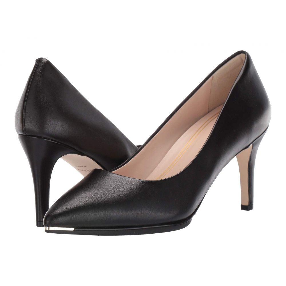 コールハーン Cole Haan レディース パンプス シューズ・靴【Grand Ambition Pump (75 mm)】Black Leather