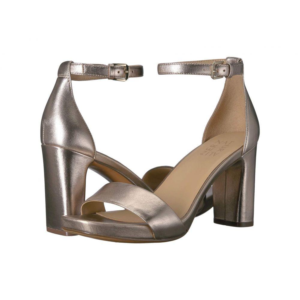 ナチュラライザー Naturalizer レディース ヒール シューズ・靴【Joy】Light Bronze Metallic Leather
