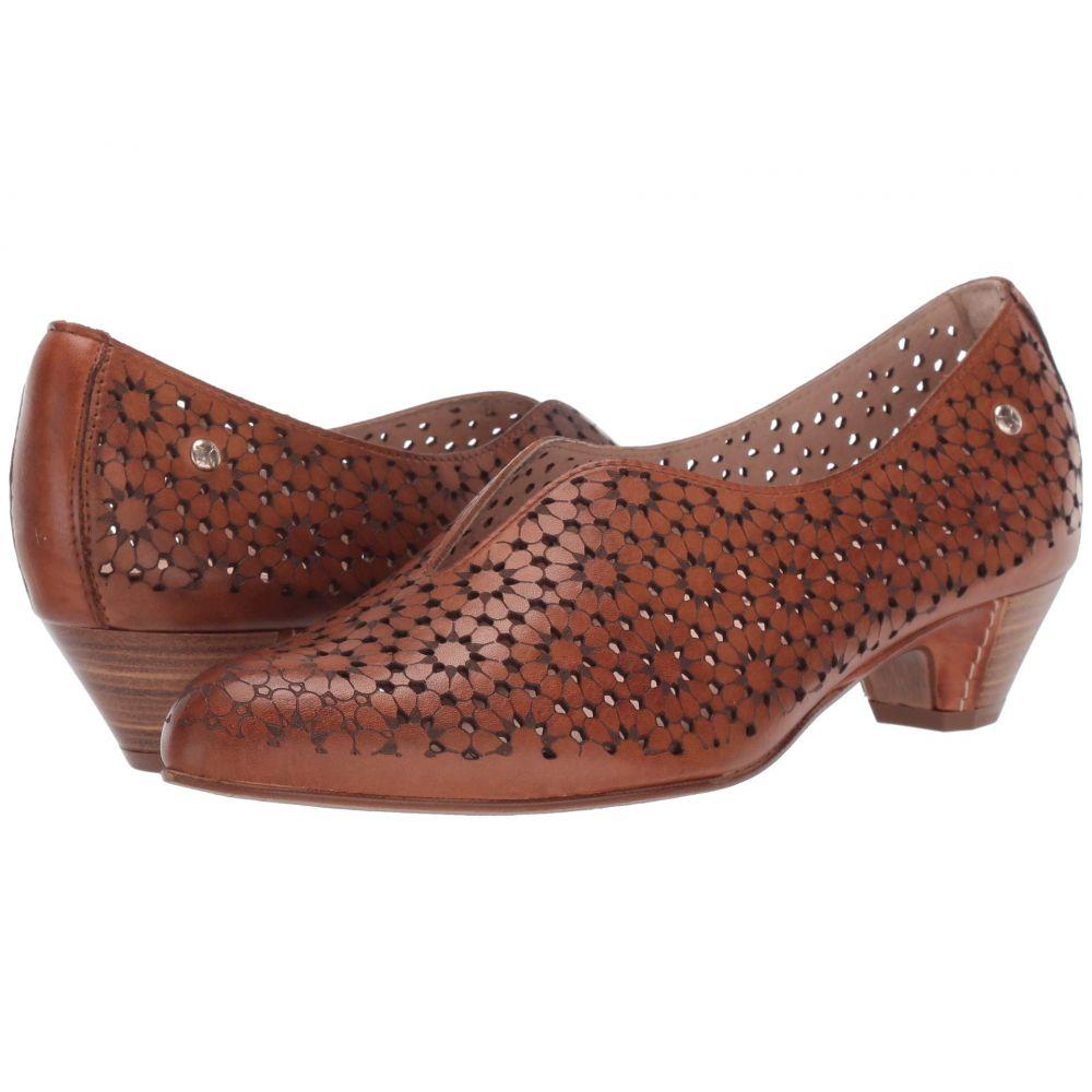 ピコリノス Pikolinos レディース ヒール シューズ・靴【Elba W4B-1790】Brandy
