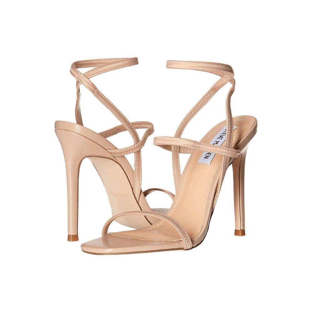スティーブ マデン Steve Madden レディース サンダル・ミュール シューズ・靴【Nectur Heeled Sandals】Nude