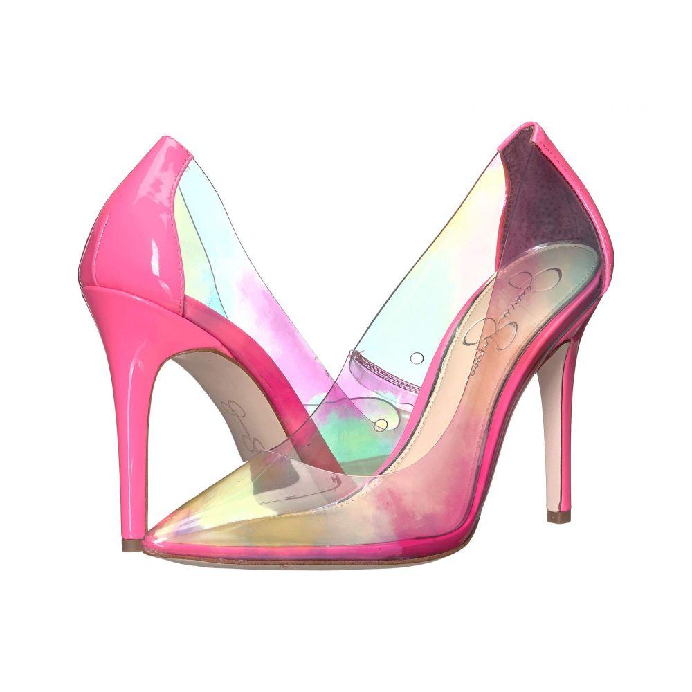 ジェシカシンプソン Jessica Simpson レディース ヒール シューズ・靴【Pixera 2】Multi/Hot Pink