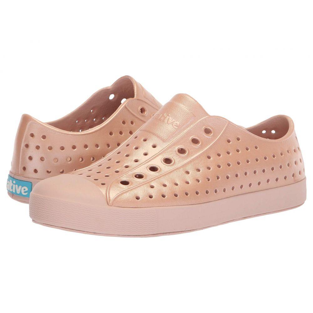 ネイティブ シューズ Native Shoes レディース スニーカー シューズ・靴【Jefferson】Chameleon Metallic/Chameleon Pink