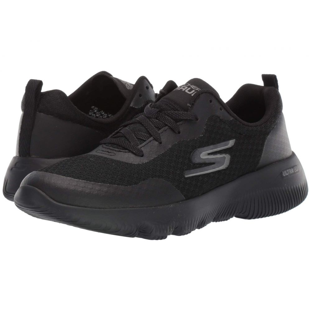 スケッチャーズ SKECHERS レディース ランニング・ウォーキング シューズ・靴【Go Run Focus】Black