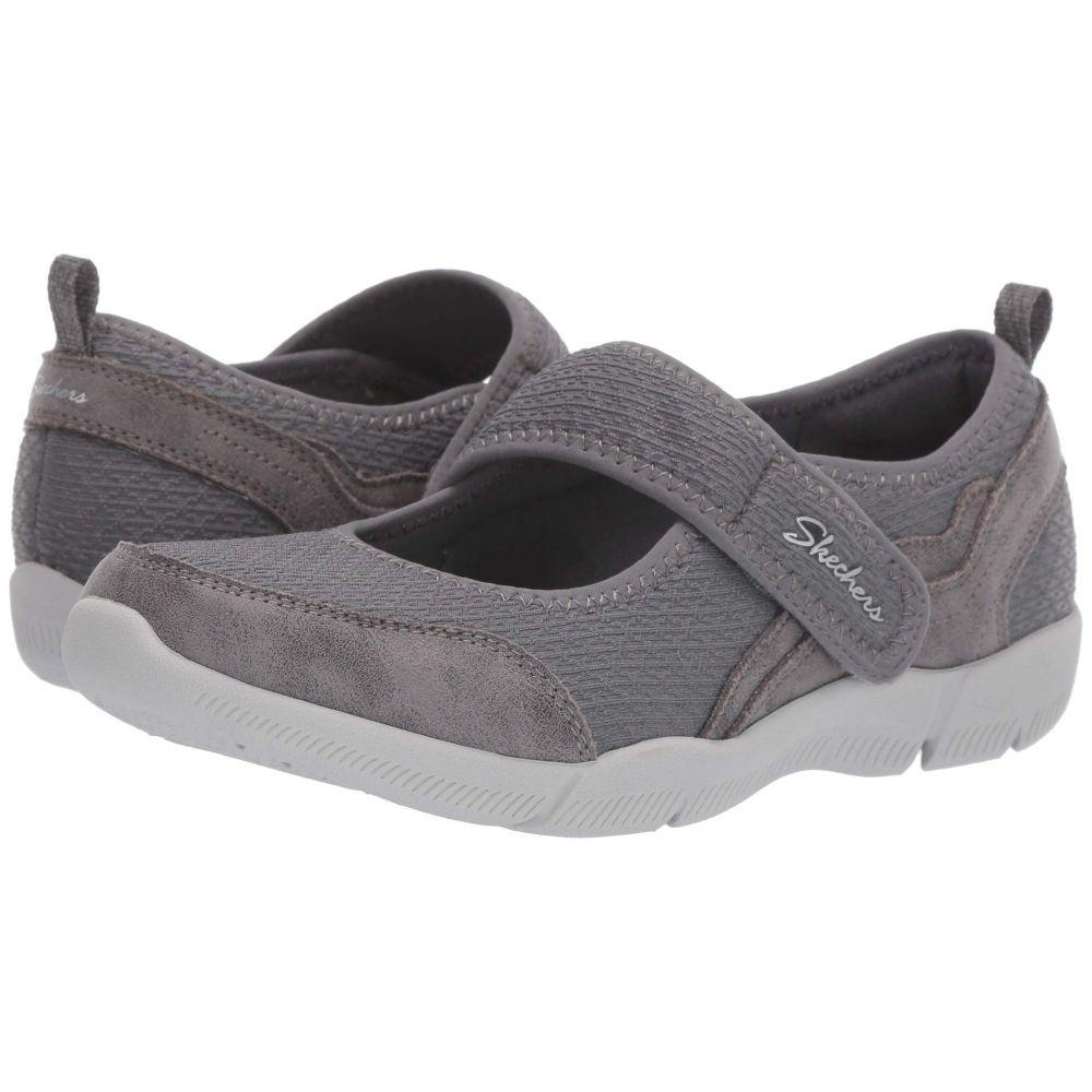 スケッチャーズ SKECHERS レディース スニーカー シューズ・靴【Be-Lux】Charcoal