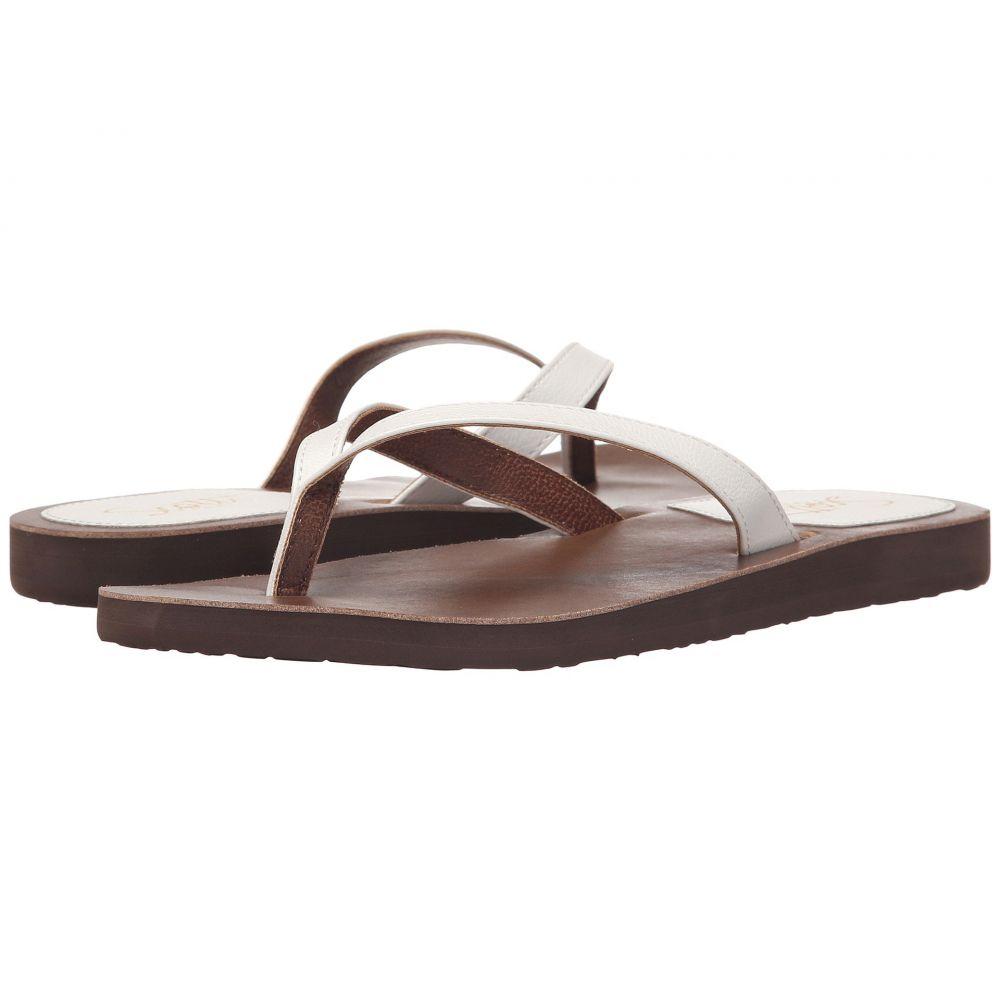 スコットハワイ Scott Hawaii レディース ビーチサンダル シューズ・靴【Mohala】White