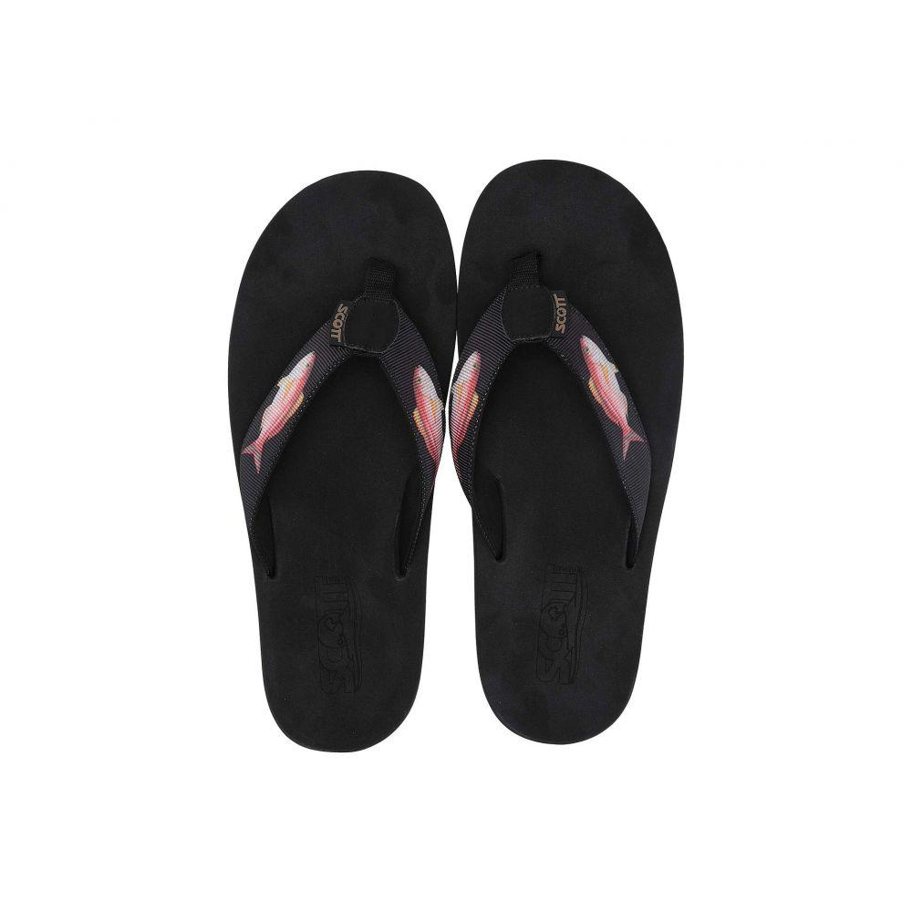 スコットハワイ Scott Hawaii メンズ ビーチサンダル シューズ・靴【Keola】Opakapaka