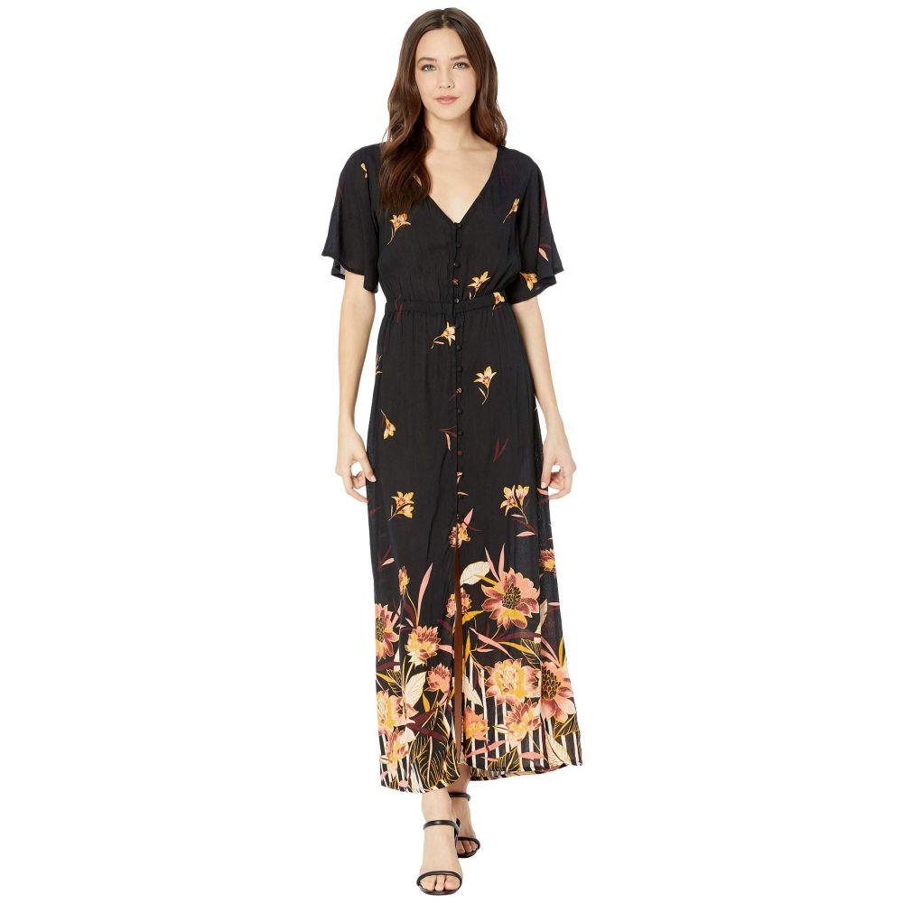 ビラボン Billabong レディース ワンピース ワンピース・ドレス【Autumn Breeze Dress】Black