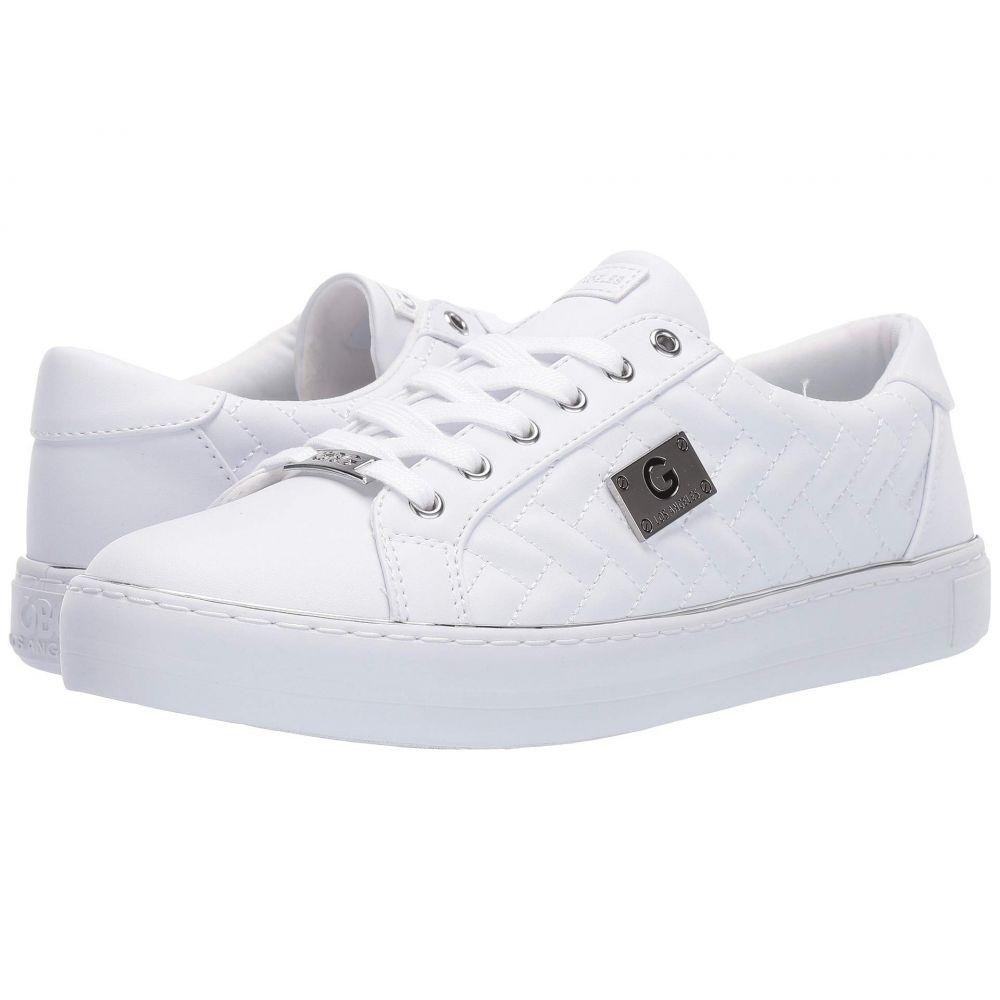 ゲス G by GUESS レディース スニーカー シューズ・靴【Gretchy】White