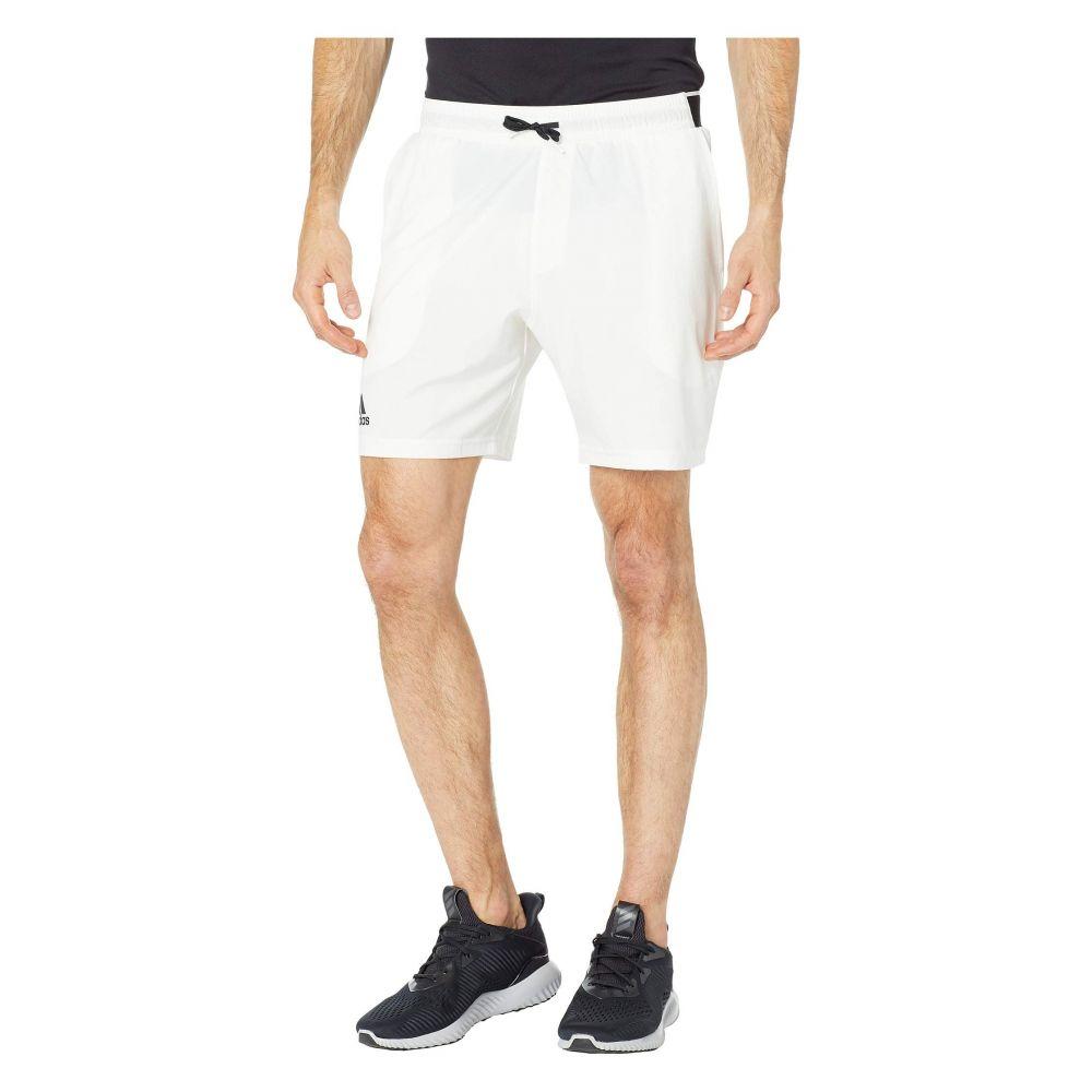 アディダス adidas Originals メンズ ショートパンツ ボトムス・パンツ【Club SW Shorts 7'】White